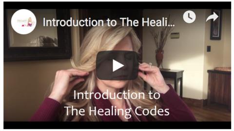 Oefening: introductie healing code