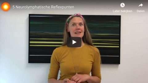 Activeer Zelfheling: oefening 5 Neurolymphatische Reflexpunten