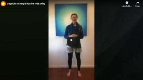 Activeer Zelfheling: Dagelijkse Energie Routine met uitleg