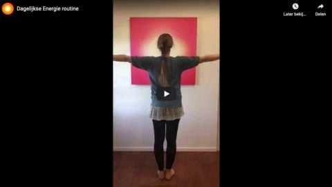 Activeer Zelfheling: De Dagelijkse Energie Routine